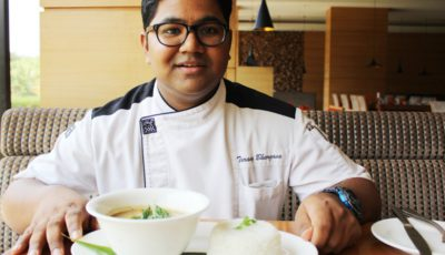 Chef Tarang Bhargava- Hyatt Place Hampi